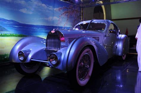 bugatti type  aerolithe revealed  kuwait