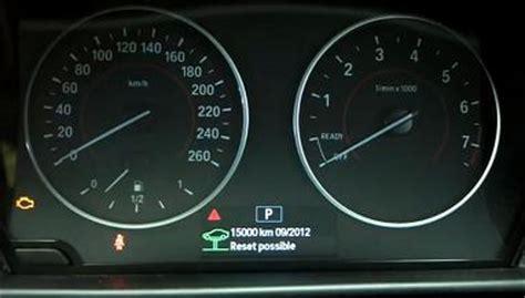 bmw service lights reset service light indicator bmw 1 series reset service