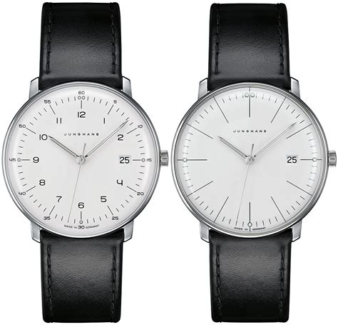 Max Bill By Junghans by Junghans Max Bill Edition 2017 Ablogtowatch