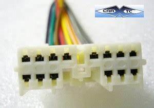 Wiring Harness Mitsubishi Stereo Wiring Diagram