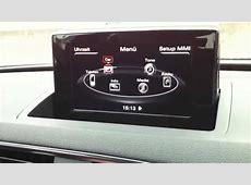 Audi Q3 20 TDI MMi YouTube