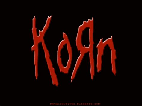 korn logo 1 metal world korn