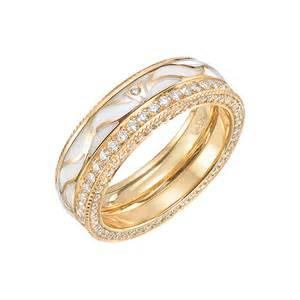 wedding gift or money wellendorff quot golden wings quot ring betteridge