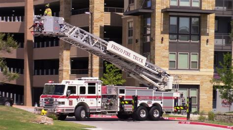 frisco fireplace and frisco dept t2 b1 t2 aerial ladder