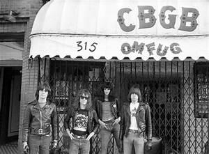 CBGB - Ramones Wallpaper