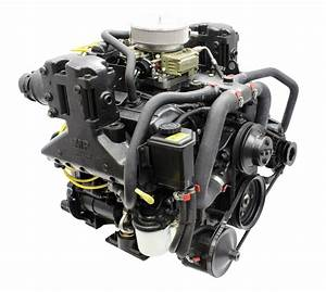 4 3l Vortec V6 4bbl New Boat Motor Engine 225hp For Mercruiser  Volvo  Omc