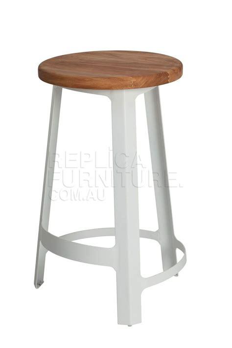 kitchen stools sydney furniture dix factory bar stool replica white designer bar