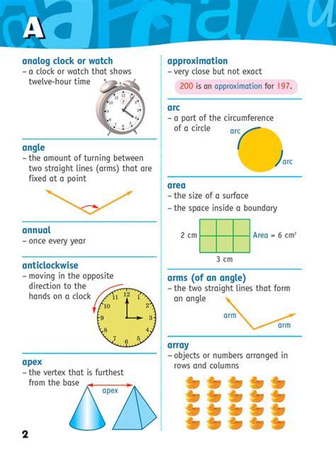 targeting maths dictionary pascal press educational