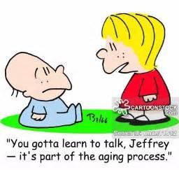 Funny Speech Therapy Cartoons