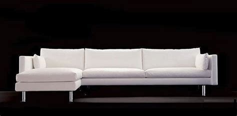 canapes italiens canapé design contemporain cigno