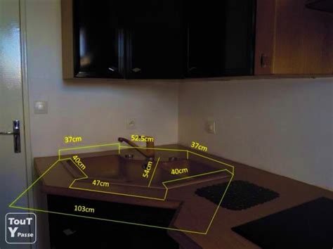 levier de cuisine meuble evier d angle toulouse decoration
