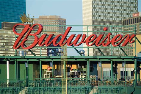 fenway park events event venues budweiser right field