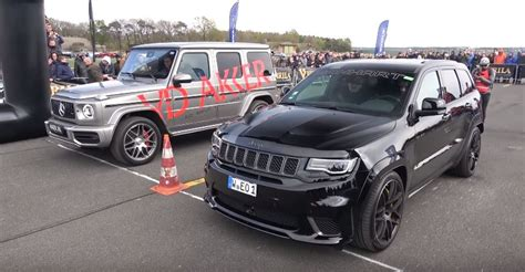Mercedes benz that looks like a jeep. Widebody Jeep Grand Cherokee Trackhawk Rendering Looks Like a Stormtrooper - autoevolution
