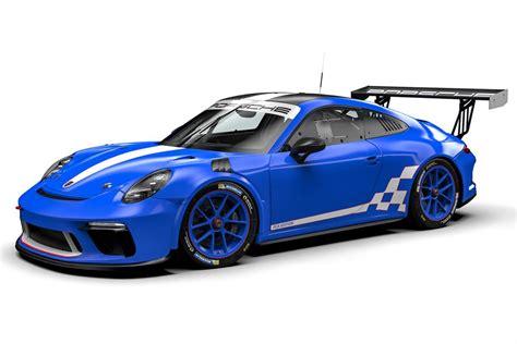 Porsche announces special edition PCA 911 GT3 Cup car at ...