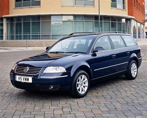 Volkswagen Passat Reliability by Volkswagen Passat Estate Review 2000 2005 Parkers