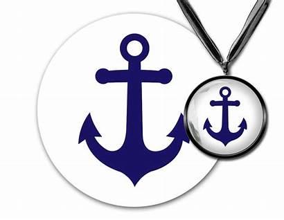 Navy Anchor Clip Clipart Cliparts Chain Tattoo