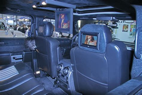 Hightech Interiors Transform Cars  Only About Cars