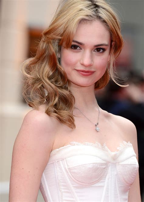 Ring Tv Actress Lily James Nude Leaked Pics Fappening Sauce