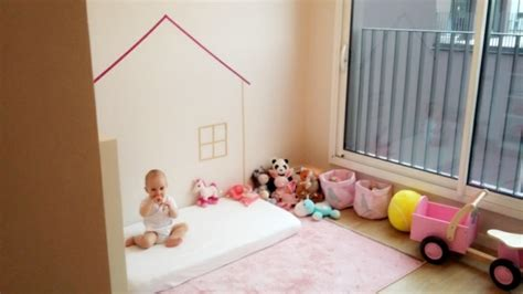 chambre enfant montessori 1001 id 233 es pour am 233 nager une chambre montessori