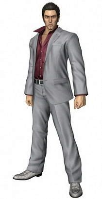 kazuma kiryu yakuza cosplay ideas   video game