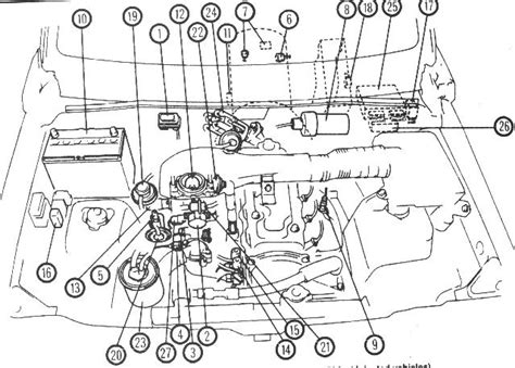 Geo Tracker Engine Diagram 8 Valve by 1996 Geo Tracker Engine Impremedia Net