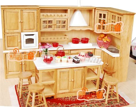 dollhouse kitchen accessories 1 12 doll house mini dollhouse furniture miniature 8 3420
