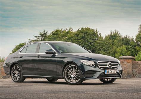 Anmeldelse Mercedesbenz E350d Biltorvet