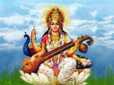maa saraswati hindu goddess saraswati hd images god