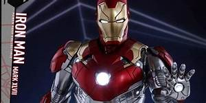 Good Look at New Iron Man Armor in Spider