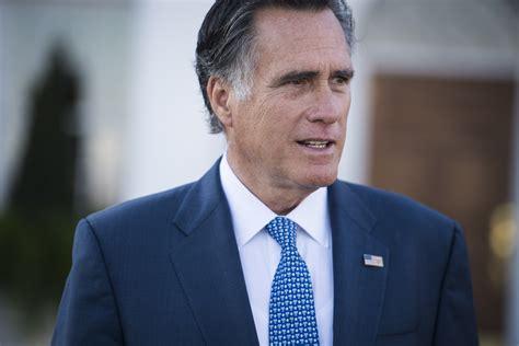 romney mitt trump utah senate rucker run president washington mccain philip golf announces national bedminster jabin meeting awful vice betrayed