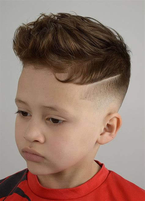 cool haircuts  kids