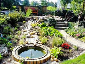 Wasserlauf Im Garten : teichanlagenbau dresden gartenteiche schwimmteiche koiteiche k nstlicher wasserlauf wasserfall ~ Orissabook.com Haus und Dekorationen