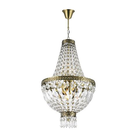 5 light crystal chandelier worldwide lighting metropolitan collection 5 light antique