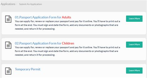 kenyan passport renewal form how to apply for a kenyan passport on ecitizen hapakenya