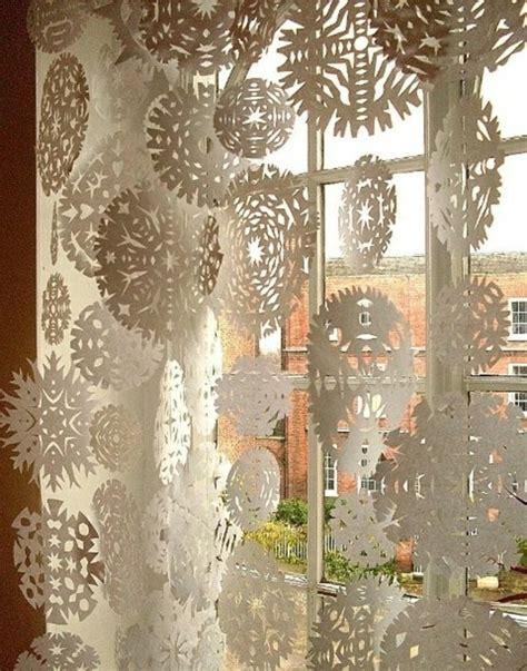 Weihnachtsdekoration Fenster Selber Machen by Bezaubernde Winter Fensterdeko Zum Selber Basteln