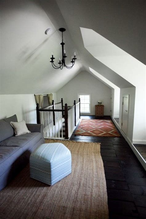 inspiring finished attics attic ideas painted