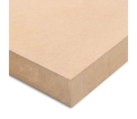 mdf platte 25 mm vidaxl mdf platte rechteckig 120x60 cm 25 mm vidaxl de