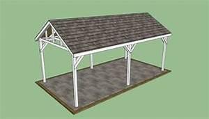 Image of: Wooden Carport Plan Inspiration Pixelmari Considerations On Choosing The Safest Carport Designs