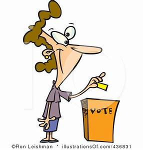 People Voting Clipart - Clipart Suggest