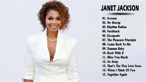 best janet jackson songs janet jackson greatest hits best janet jackson songs