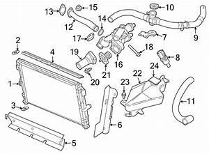 Chrysler Sebring Bolt  Adapter  Housing