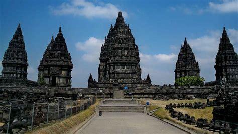 wisata yogyakarta candi prambanan wisata indonesia
