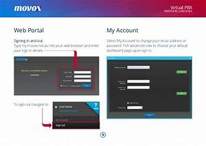 Movox Web Portal User Guide