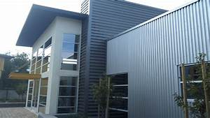 industrial room design homes with corrugated metal siding With commercial steel siding