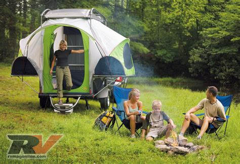 Tent Camper Trailers  Buyer's Guide  Rv Magazine