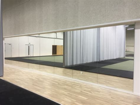 Miroir Salle De Sport Sur Mesure Miroirsurmesurecom