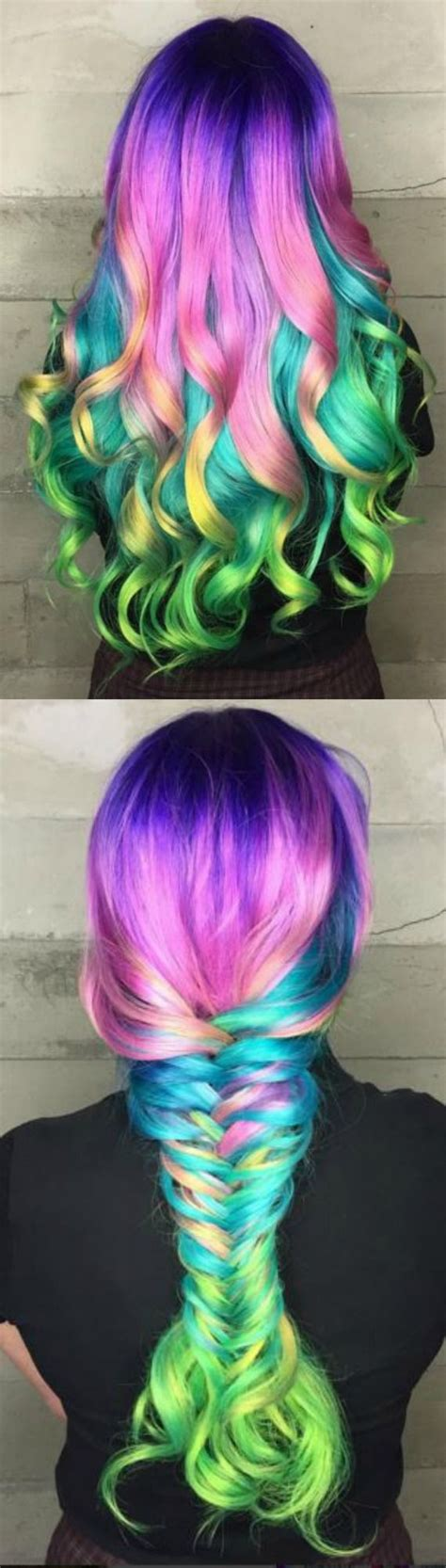 1000 Ideas About Unicorn Hair On Pinterest Unicorn Hair