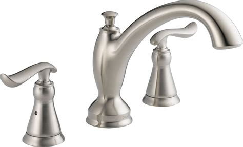 faucet com t2794 ss in brilliance stainless by delta