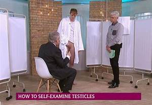 Twitter explodes after This Morning perform testicle ...