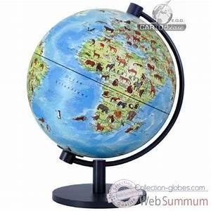 Globe Terrestre Enfant : terrestre enfant sur collection globes ~ Teatrodelosmanantiales.com Idées de Décoration
